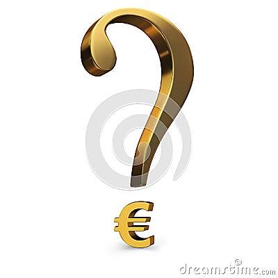 Uncertain Euro
