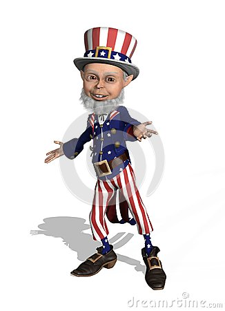 Uncle Sam Welcomes You