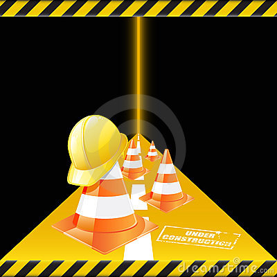 Free Under Construction Royalty Free Stock Photos - 13874638