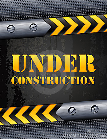 Free Under Construction Royalty Free Stock Photography - 21127887