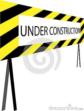 Under construction 3D