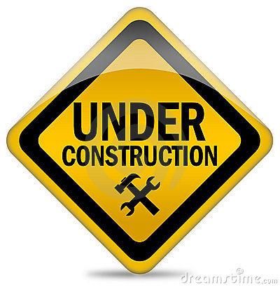 Free Under Construction Sign Stock Images - 14609244