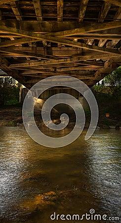 Under the Covered Bridge