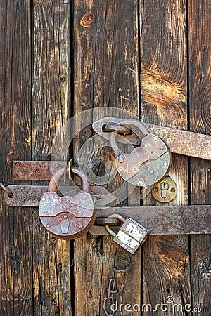 Free Under Lock And Key Royalty Free Stock Photos - 5094698