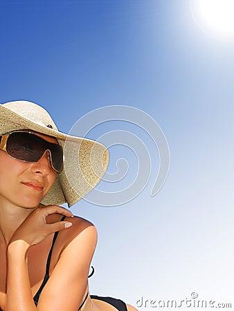 Under shinning sun