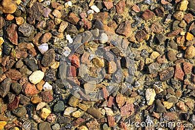 Under Water Stones