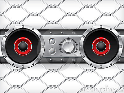 Underground audio deck
