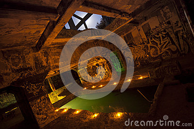 Underground Grunge Pool