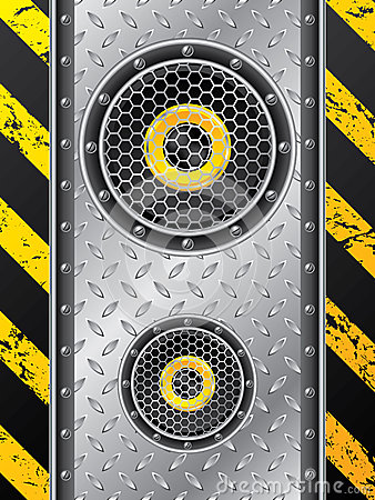 Underground speaker design