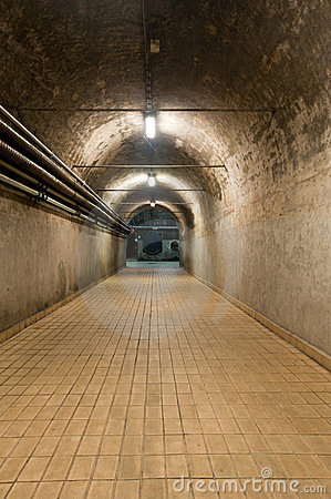 Underground Tunnel