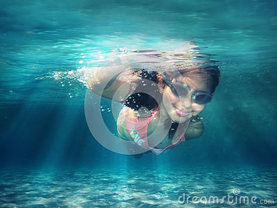 Undervattens-