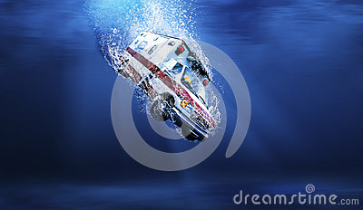 Underwater ambulance