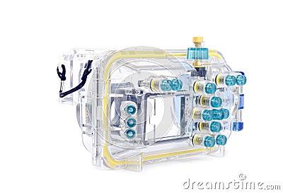Underwater Camera Housing Series #2