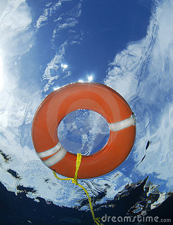 Free Underwater Life Saver Stock Photos - 5749763