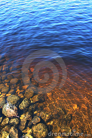 Free Underwater Rocks 2 Royalty Free Stock Photo - 2498795