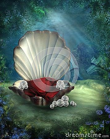 Underwater scenery 2