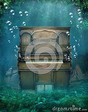Underwater scenery 5