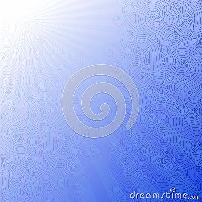 Underwater Swirls