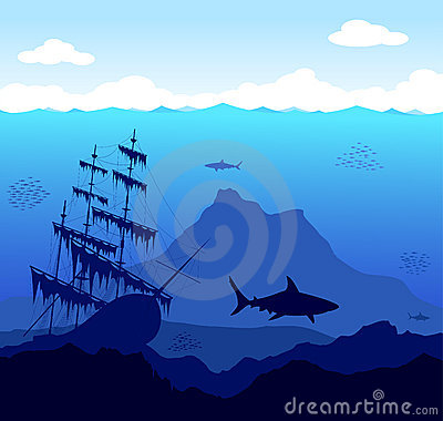 Free Underwater World Royalty Free Stock Image - 11684566