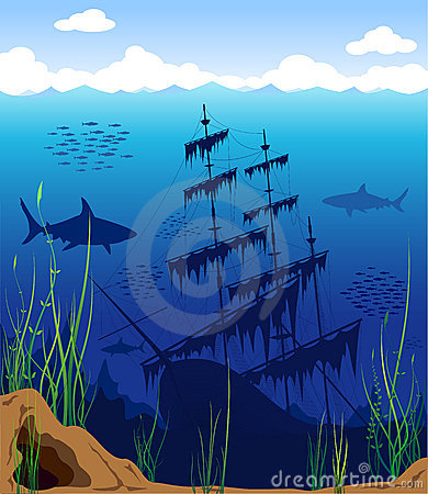Free Underwater World Stock Photography - 9216522