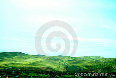 Undulating Mountains