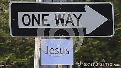 UNE MANIÈRE - Jésus