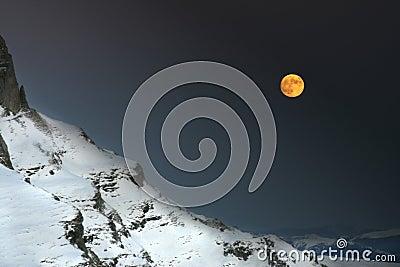 Une nuit dans les montagnes