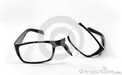 lunettes cass es photo stock image 30046920. Black Bedroom Furniture Sets. Home Design Ideas