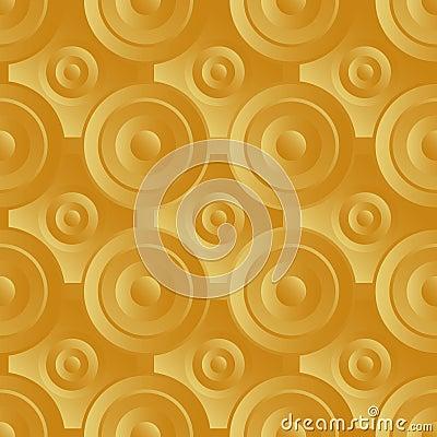 Unending raster gold