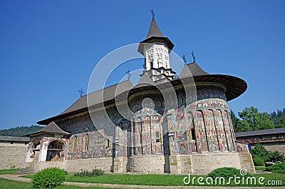 Unesco heritage, Sucevita monastery