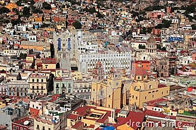 UNESCO Historic Town of Guanajuato, Guanajuato, Mexico