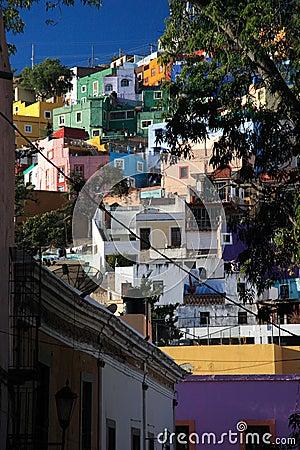Free UNESCO Historic Town Of Guanajuato, Guanajuato, Mexico Stock Image - 1745801