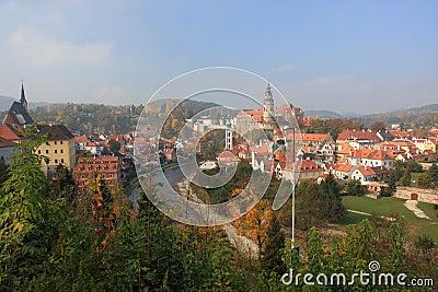 UNESCO - town Cesky Krumlov