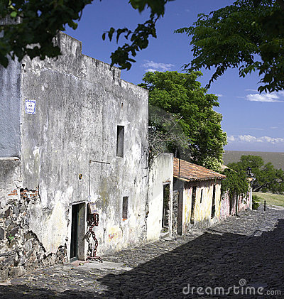 UNESCO World Heritage town of Colonia - Uruguay