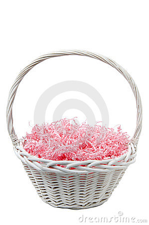 Free Unfilled Easter Basket Stock Photos - 23559653