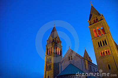 Ungarn-Kathedrale 2