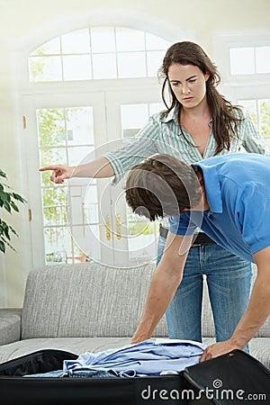 Free Unhappy Couple Stock Photos - 11174683