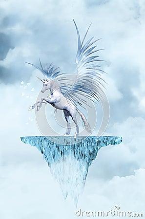 Free Unicorn Royalty Free Stock Photo - 1547935