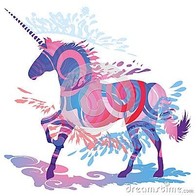 Free Unicorn Stock Image - 48580761