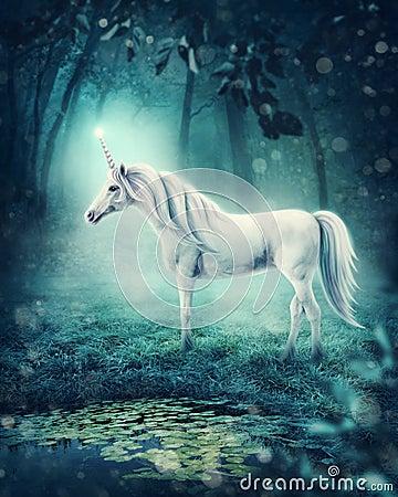 Free Unicorn Royalty Free Stock Photo - 88620705