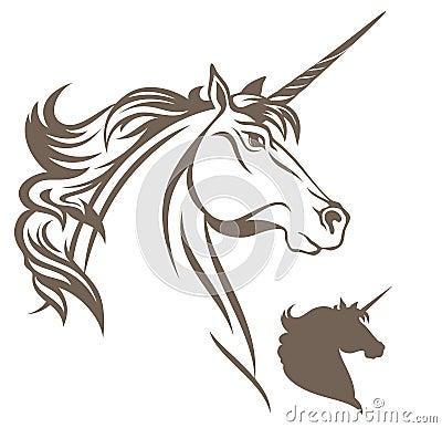 Free Unicorn Vector Stock Photography - 20328062