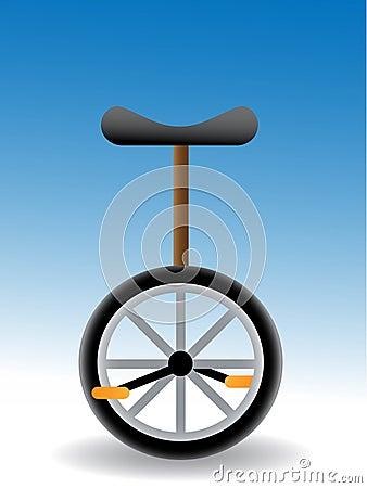 Unicycle - Vector