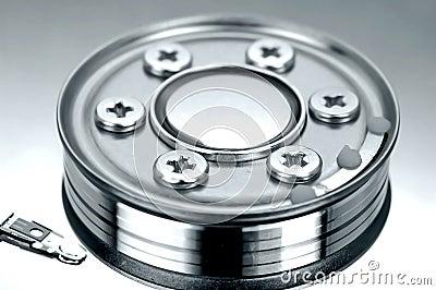 Unidad de disco duro interior