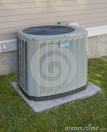 Unidade de aquecimento e refrigerando