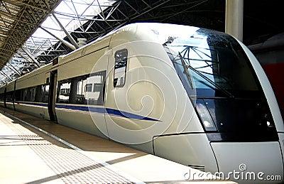 Unidade do trem do motor
