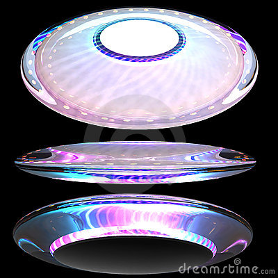 Unidentified flying object set