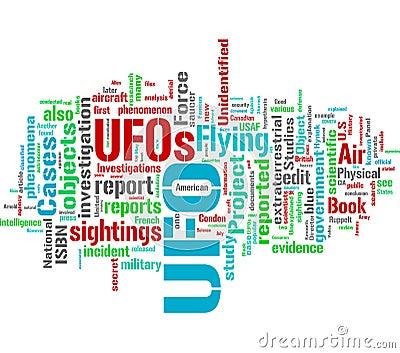 Unidentified Flying Object - UFO