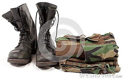 Uniformes Militares Imagem de Stock - Imagem: 18311191