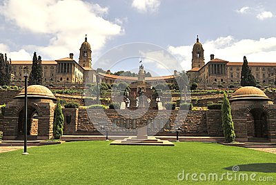 Union Buildings Pretoria Editorial Stock Photo