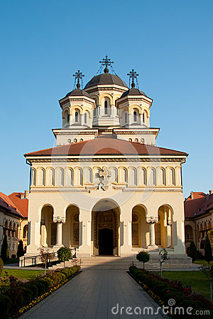 Union Cathedral in Alba Iulia, Romania